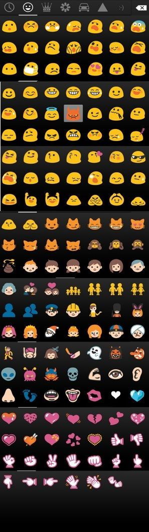 Google Hangout Emoticons List – Everthing you need to know