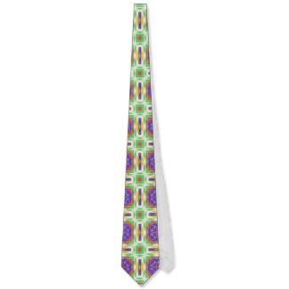 "Abstract Floral Fabric Design. Spring Pattern Neck Wear. Custom Neck Ties. What's a tailored suit without a custom tie! Create one-of-a-kind ties for yourself or your loved ones. Upload your own images and patterns, or browse thousands of stylish designs to wear in the office or on the town. 55"" long, 4"" wide (at widest point). Unlimited colors. Made of silky 100% polyester fabric. No minimum order."