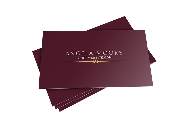 25 Best Visiting Card Images On Pinterest | Card Designs, Business