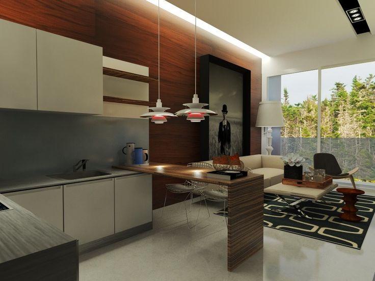 Ssphere Online Design Magazine.Sunway Iskandar Citrine 1 Bedroom Apartment 626sqft - Living Room 2