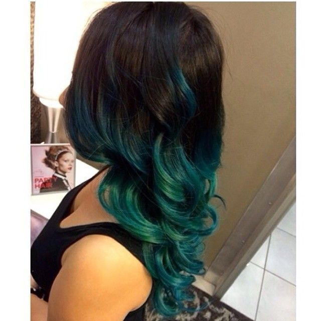 love the blue, yeah but not bold enough to try it