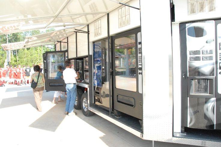 VendaCarts Machine, Food truck