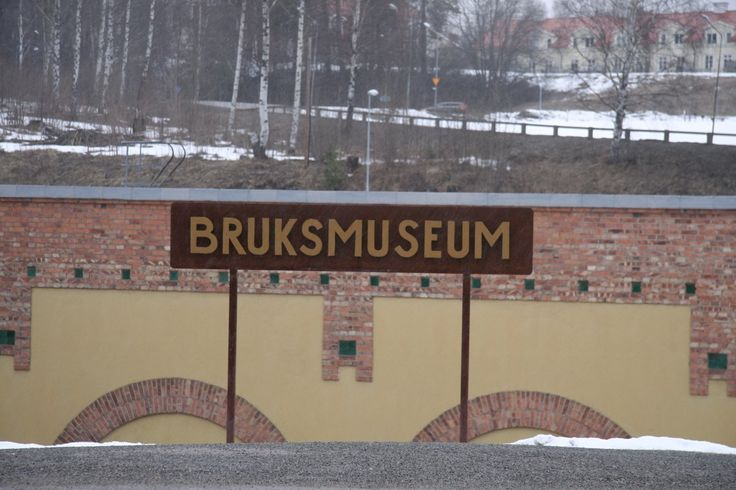 A bit of kerning needed with this lovely metal sign in Sweden.  via @TheodosiouSal