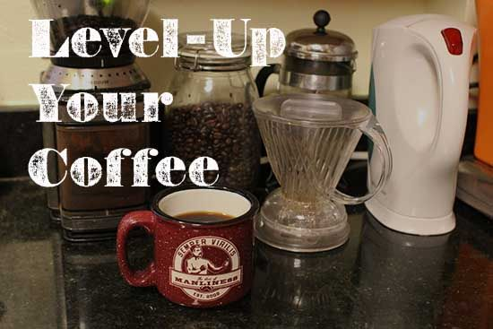 Level up your coffee