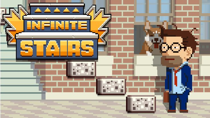 iOS Game Of The Month: Infinite Stairs - Youth Ministry Media
