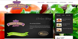 Chicken Wings - www.chicken-wings.ro