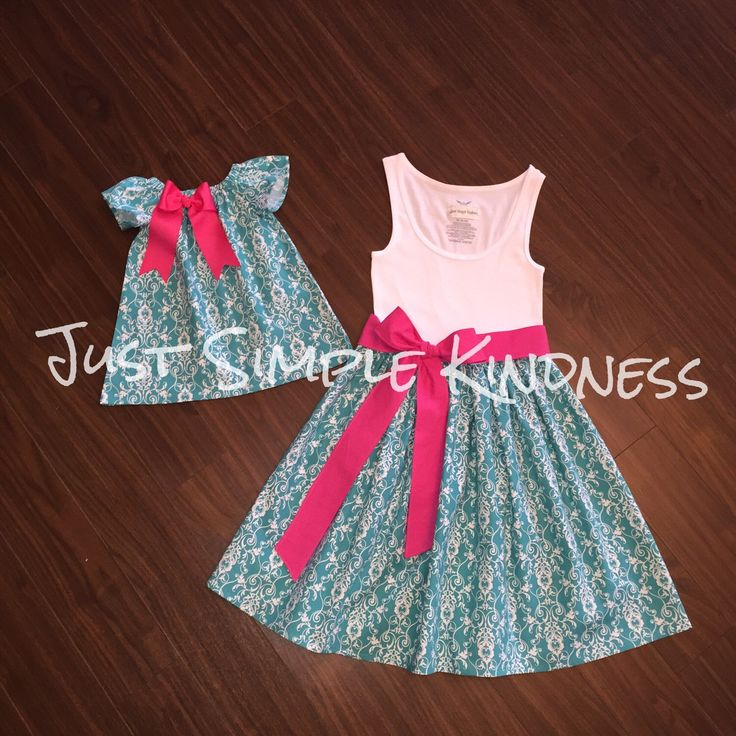 Mommy & Me Dresses. Mommy and Me Outfits. Mommy and Me Dress. by JustSimpleKindness on Etsy https://www.etsy.com/listing/264731835/mommy-me-dresses-mommy-and-me-outfits