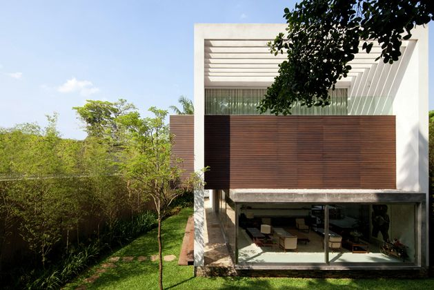 Gallery of Terra Nova House / Isay Weinfeld - 7