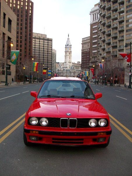 Love this car.  1989 BMW 318i.