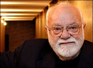 Saul Zaentz - American film producer. One Flew Over the Cuckoo's Nest, The English Patient...1/2014