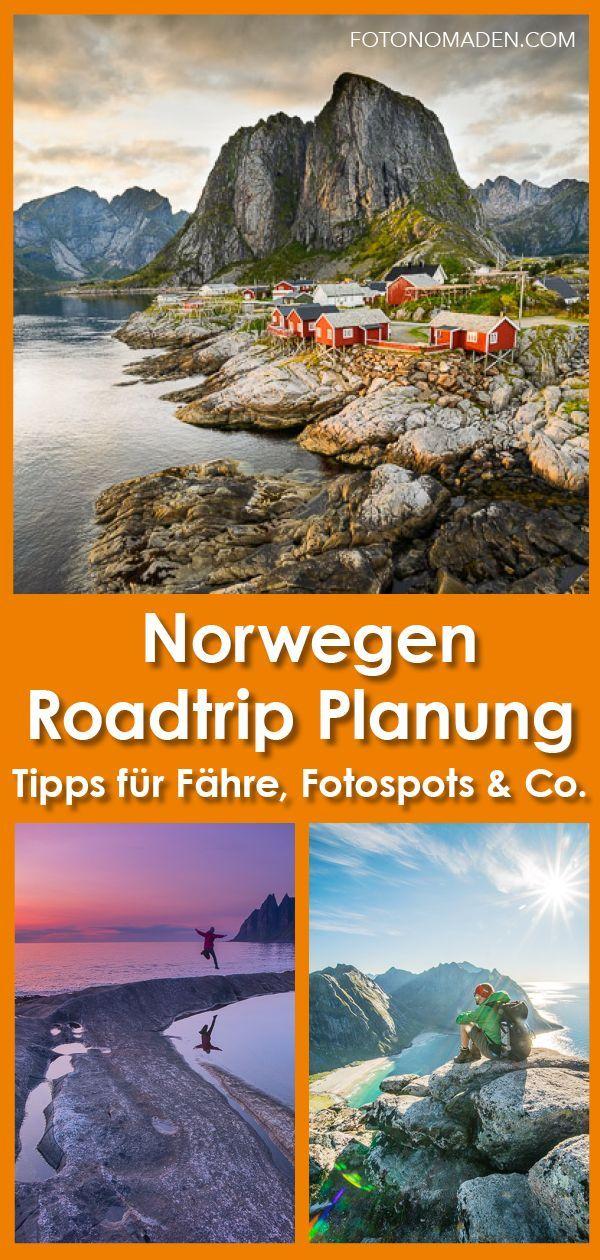 Fotoreise nach Norwegen selbst organisieren