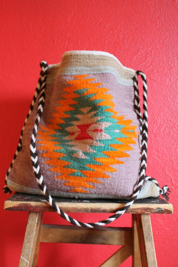 Wayuu Mochila bag Summer bag hippie