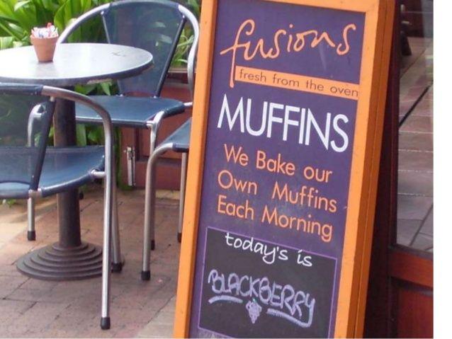 Cafe Menu Ideas