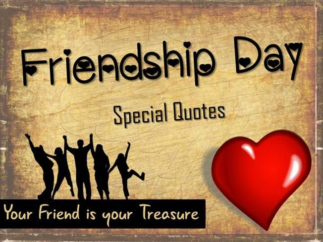 Friendship Day - Special Quotes http://www.authorstream.com/Presentation/arpit_daniel-2224616-friendship-day-special-quotes/