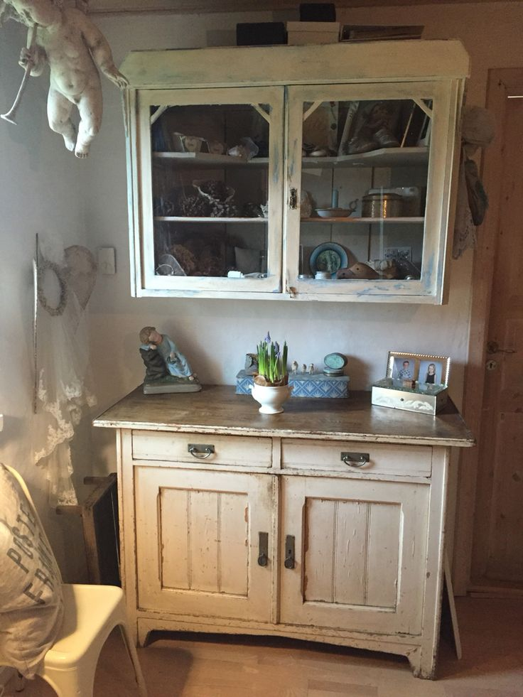 New old cabinet