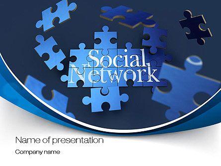 http://www.pptstar.com/powerpoint/template/building-social-network/ Building Social Network Presentation Template