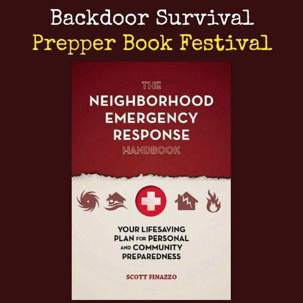 The Neighborhood Emergency Response Handbook by Scott Finazzo is a book about community preparedness.  It is a detailed guide to finding like-minded folks in your community that can band together to organize a disaster preparedness network.  Neighborhood Emergency Response Handbook | Backdoor Survival
