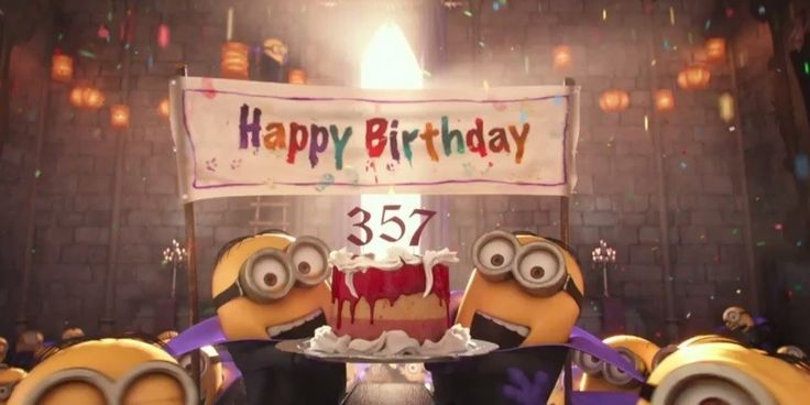 Minions' Film Trailer: 'Despicable Me' Spin-Off Preview Unveiled ...