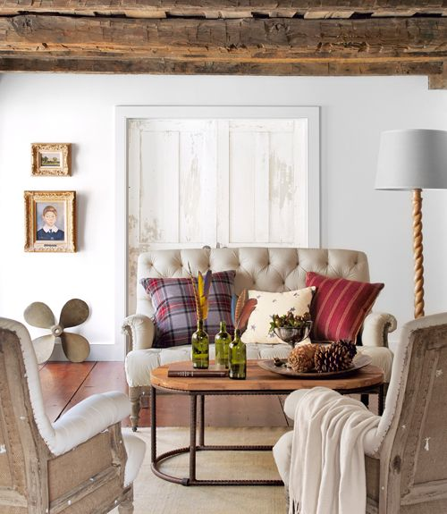 17 Best Images About Home Gathering Rooms On Pinterest