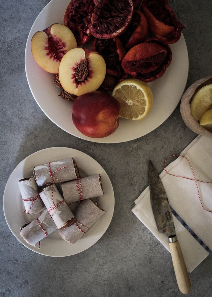 Blood Orange and Peach Fruit Leather  - fruit roll ups but a little grown up