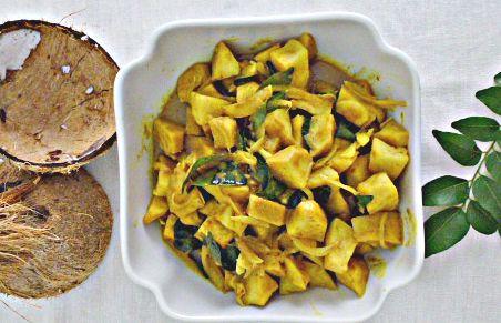 Selleri Curry