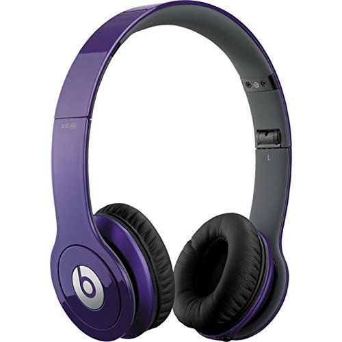 Beats Solo HD On-Ear Headphone with Mic & Remote Control ...