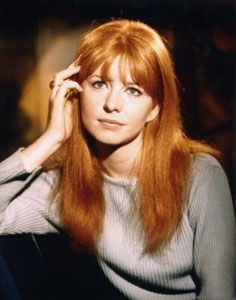 Actress and one-time fiance of Paul McCartney, lovely Jane Asher was Mod royalty during the 1960s!