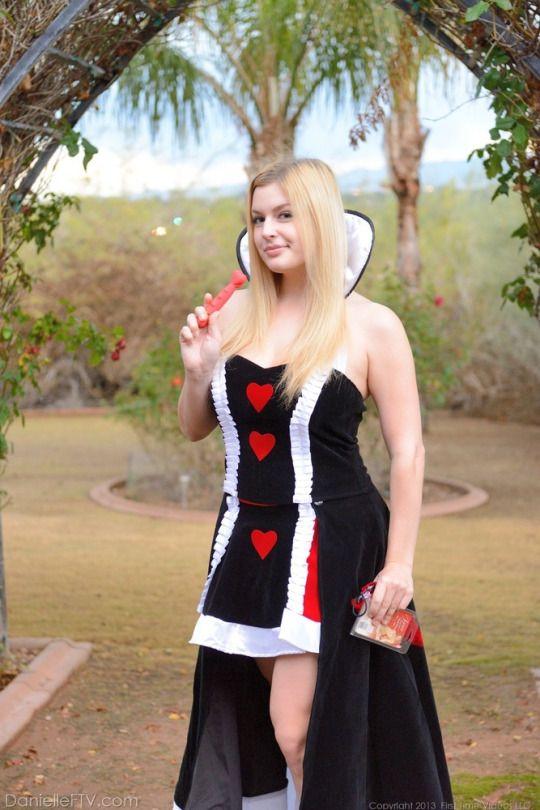 FTV Girl Danielle | Danielle Delaunay | Formal dresses ...