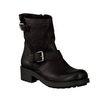 Paul Barritt Biker-Boots für Damen (Schwarz)