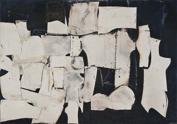 Conrad Marca-Relli (1913-2000) - Artists - Michael Rosenfeld Art