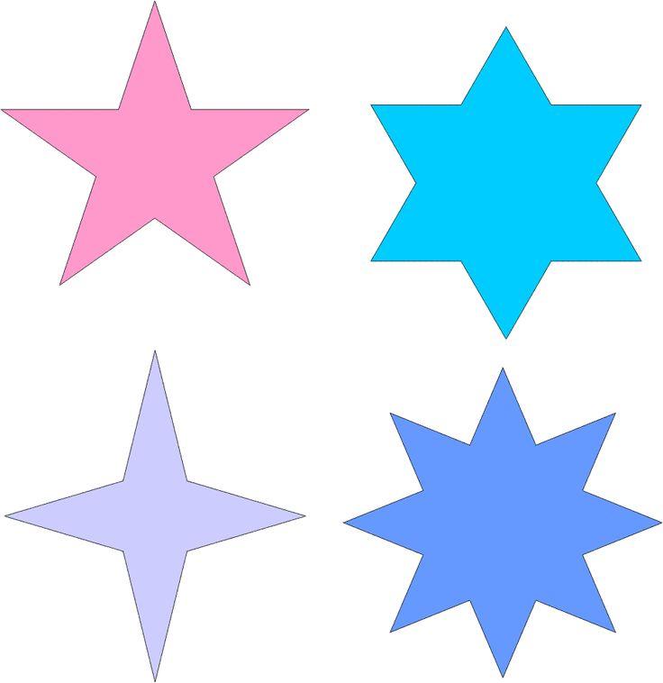 ¿Has pensado todas las aplicaciones que tienen los diseños de estrellas en tus manualidades? Desde los moldes de estrellas que puedes imprimir y recortar para decorar las paredes de tu habitación, hasta los dibujos de estrellas que puedes emplear en la creación de tarjetas artesanales.                                                                                                                                                                                 Más