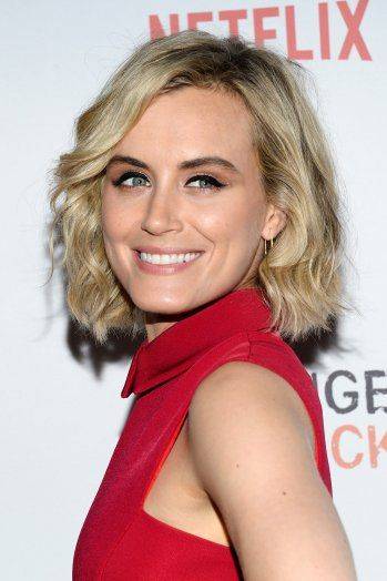 You, Too, Can Have Taylor Schilling's 'OITNB' Premiere Hair