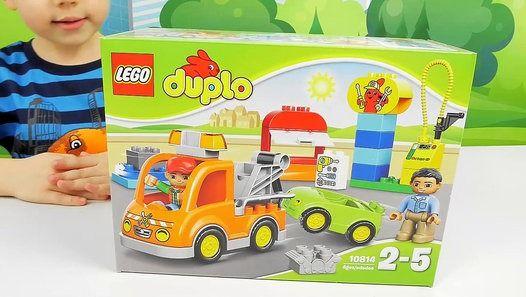 Машинки Лего для детей всегда являются одни из самых любимых игрушек у Даника. Несмотря на то, что у него есть много других, казалось бы более интересных и функциональных машинок, всё равно Даник часто любит играть именно с простыми, но такими классными машинками Lego Duplo. В этом развивающем видео для детей, мы с Даником покажем ребятам интересный лего набор - станция техобслуживания.