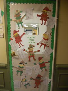 A Primary Owl: Door Decorating Contest