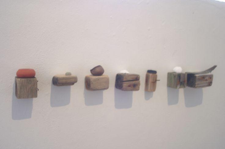 4- Johnny Bugler, Jetsam, Found Objects, €475