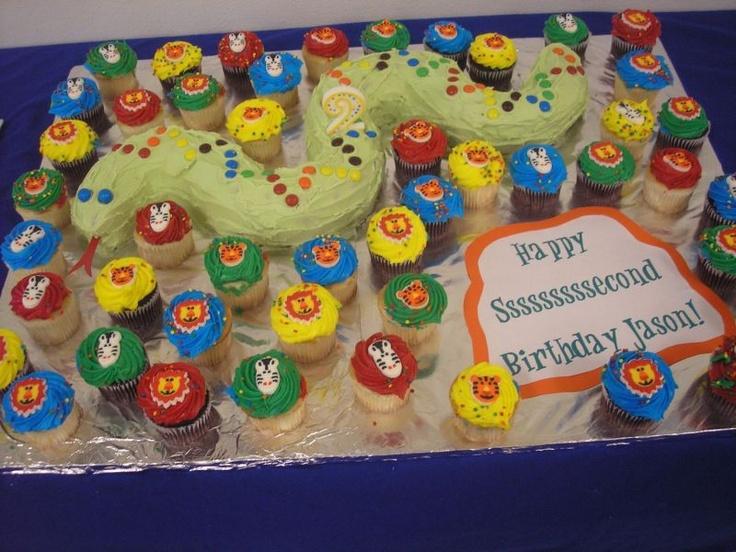 Bundt Cake To Cupcakes
