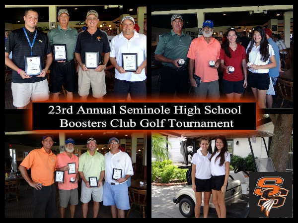 23rd Annual Seminole High School Booster Club Golf Tournament October 13, 2012 Mayfair Country Club, Sanford Florida http://www.mayfairlinks.com/  Become a Seminole High School Booster Club Supporter https://www.facebook.com/SanfordSeminoleBoosters