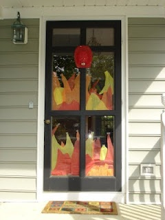 Cute idea for firefighter party but scary for 4 year olds?