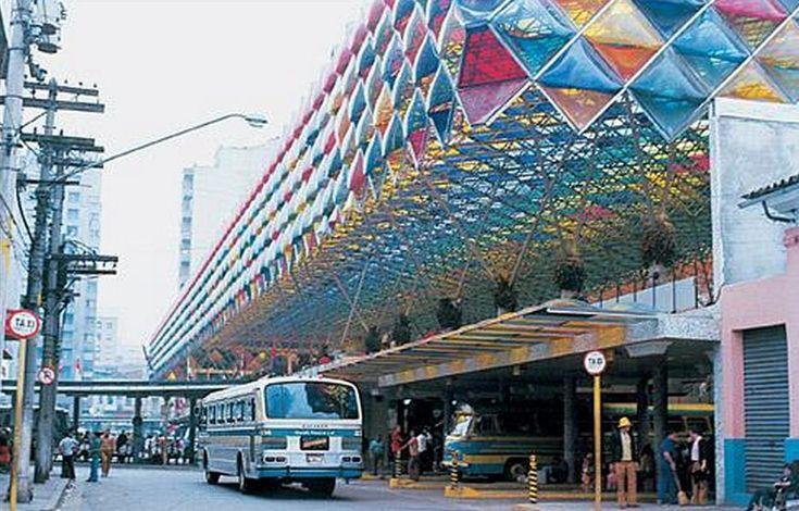 Rodoviária da Luz // Os terminais rodoviários da cidade de São Paulo - História e características - Page 4 - SkyscraperCity