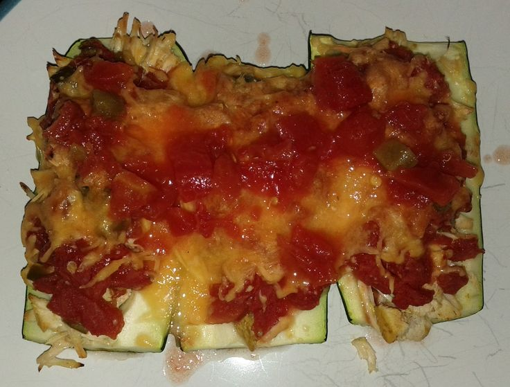 Medifast New Beautiful Me Mexican Zucchini Boats Lean And Green Recipes Pinterest See