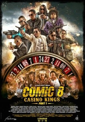 Comic 8: Casino Kings  #useemovie #film #films #trailer #boxoffice #infofilm #selebritis #bioskop #bioskopindonesia #anakmuda #21cineplex #movies