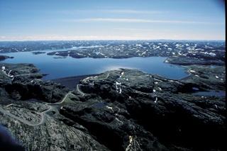 Blåsjø is the biggest hydroelectric reservoir in Norway.