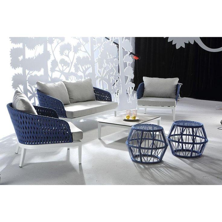 Renava Buenos Modern Outdoor Sofa Set