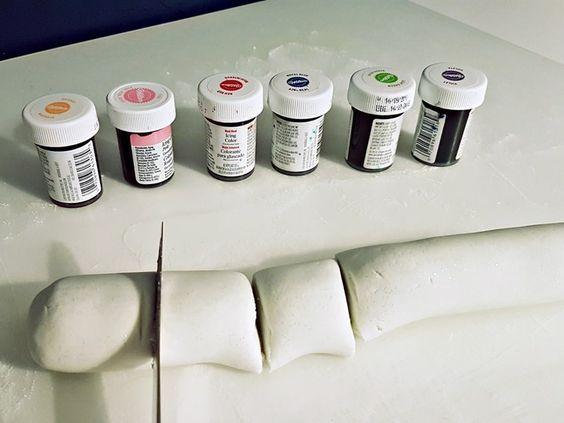 wei e softknete selber machen speisest rke und natron air dry pinterest selber machen. Black Bedroom Furniture Sets. Home Design Ideas