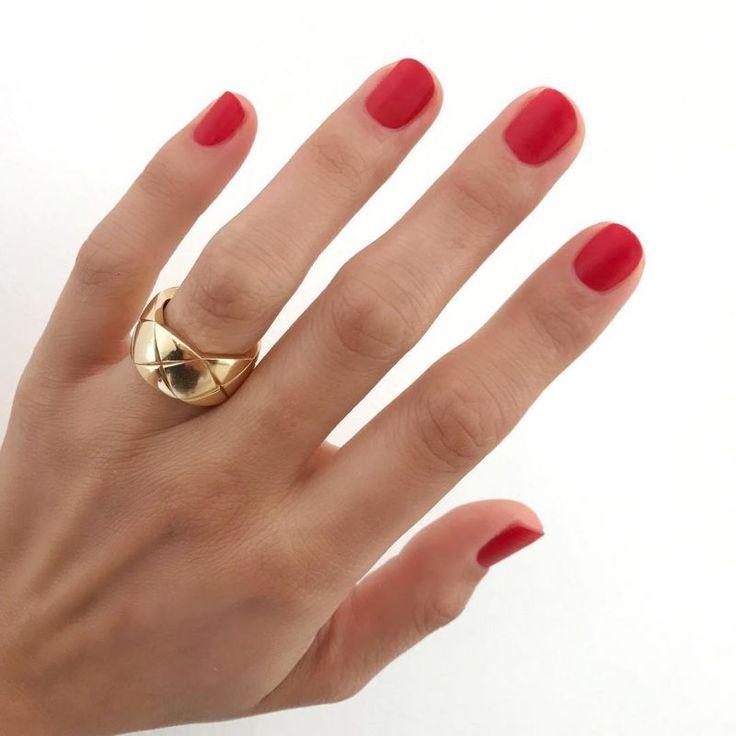 50 trendige rote Nail Art Designs für den Urlaub   – Nails