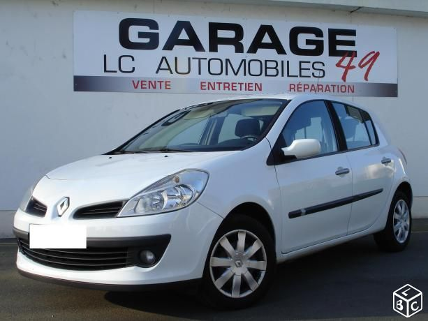RENAULT CLIO III 1.5 DCI 70ch EXPRESSION -5 PORTES