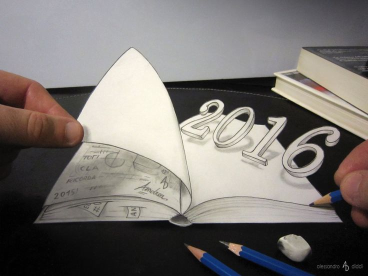 Best D Pencil Art Images On Pinterest Pencil Art D - Reality with pencil and paper