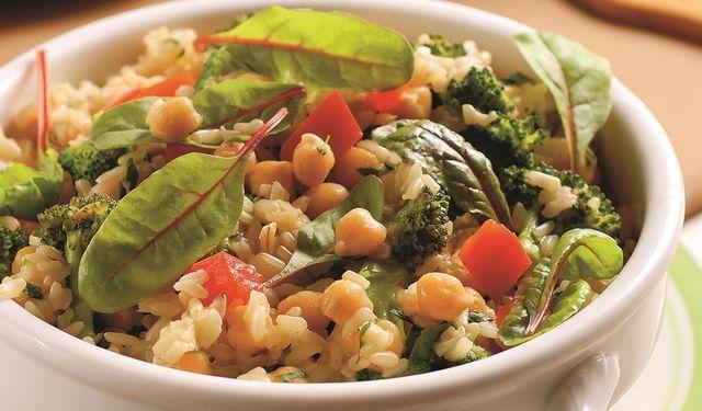 Zdravie na váš tanier: Cícerové rizoto s brokolicou | DobreJedlo.sk