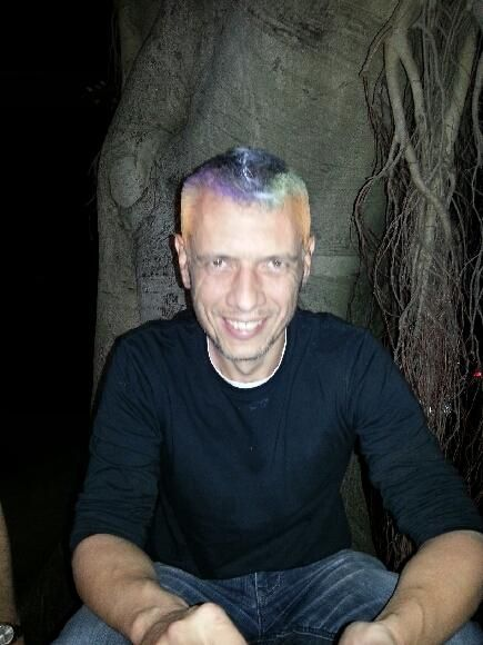 BHBS Manager Dan went a little bit nuts at the hairdressers this week. We've nicknamed him #Skittles