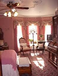 Dusty Pink Girls Room